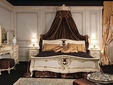camere da letto con baldacchino da letto in stile luigi xvi letto in legno