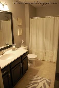 Updating Bathroom Ideas On The V Side Beachy Bathroom Updates