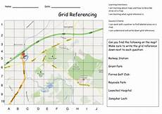 mapping grid reference worksheets 11589 grid referencing and map skills activities by kristopherc teaching resources tes