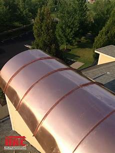 custom copper roofing hkc roofing