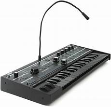 korg microkorg limited edition all black sweetwater