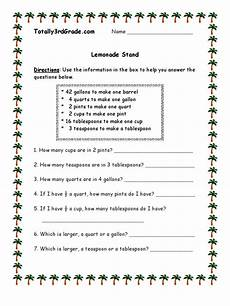 liquid measurement worksheets grade 3 1675 3rd grade liquid measurement worksheet