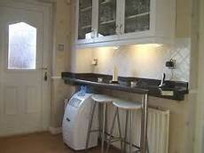 Breakfast Bar Ideas For Small Kitchen by Breakfast Bar Against Wall Search Breakfast Bar