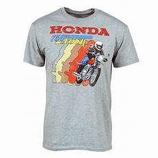 honda t shirt mens official retro honda 750 streak motorcycle t shirt