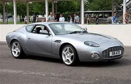 2003 Aston Martin DB7 Vantage  Coupe 59L V12 Manual