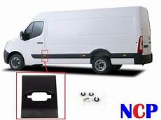 renault master 3 vauxhall movano side moulding