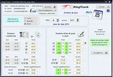 kingtruck le logiciel indispensable du conducteur salari 233