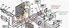 Potentiometer Wiring Diagram Ez Go by Ezgo Marathon Wiring Diagram Wiring Diagrams Schema