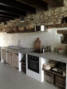 cucina rustica con camino cocoon finca home inspiration bycocoon interior