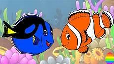 Gambar Kartun Ikan Ikan Yang Ingin Kamu Lihat Nama Nama