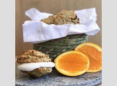 orange coconut scones_image