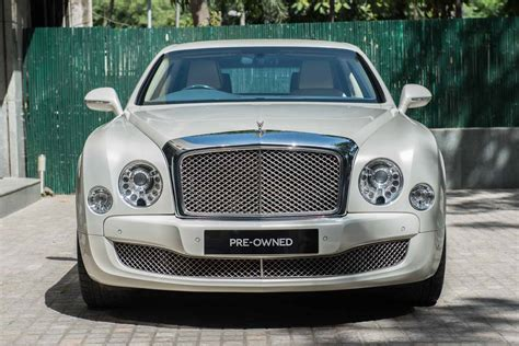 Buy Bentley Mulsanne, Pre-owned Cars Online In India