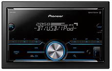 radio doppel din new pioneer din bluetooth stereo radio waves