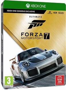 forza 7 xbox one forza motorsport 7 ultimate edition xbox one console