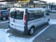 2010 Opel Vivaro 2 0 Cdti 9 Seater Car Photo And