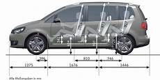 Vw Touran Länge - 2015 volkswagon touran autos weblog