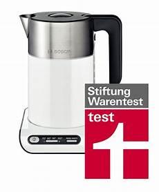 Wasserkocher Test Stiftung Warentest 2018 - stiftung warentest gepr 252 fte wasserkocher test