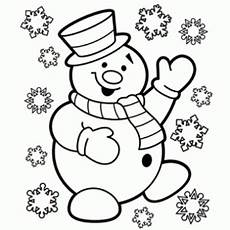 snowman coloring page free recipes coloring