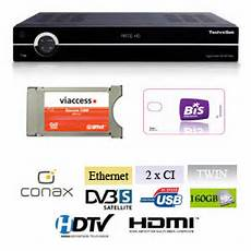 Pack Bis Tv Panorama 12 Mois D 233 Codeur Technisat