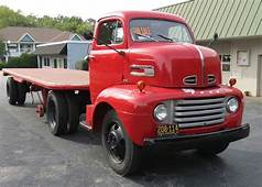 1950 Ford F5 COE Cab Over Engine Vintage Truck  Trucks
