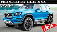 mercedes glb 2019 2019 mercedes glb 4x4 review rendered price specs release