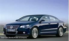 2008 Volkswagen Passat Coupe Review Top Speed