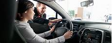 How To Test Drive A Car The Feel The Wheel