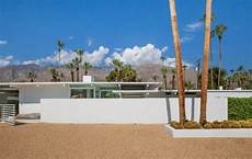 a mid century desert oasis in palm a mid century white palm springs oasis mid century home