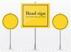 verkehrszeichen stra 223 e vektor gelbe platte