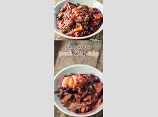 crock pot apple berry crisp_image