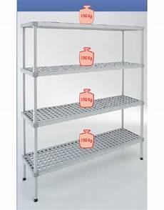 scaffali alluminio scaffale in alluminio per cella frigorifera o magazzino cm