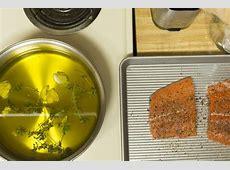 cook salmon on stove