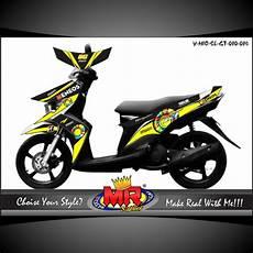 Stiker Motor Mio Gt Keren by Mio Soul Gt M1 Stiker Motor Striping Motor Suka Suka