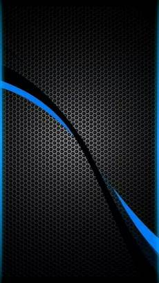 iphone wallpaper black for android black with blue wallpaper blue wallpapers android
