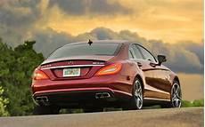 2012 Mercedes Cls63 Amg Test Motor Trend
