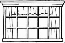 Malvorlagen Fenster Fenster Ausmalbild Malvorlage Architektur