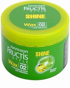 garnier fructis style shine cire pour cheveux notino fr