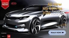 kia optima 2020 all new 2020 kia optima sedan luxury sport firstlook