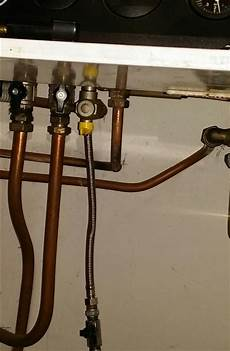 rubinetto di carico caldaia vaillant saluti problema carico acqua