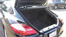 Porsche Panamera Kofferraum - 2011 porsche panamera black stock 010329 trunk