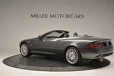 automotive air conditioning repair 2009 aston martin db9 security system pre owned 2009 aston martin db9 convertible for sale miller motorcars stock 7468