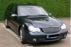 Mercedes C 180 Kompressor W203 Technische Daten
