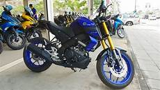2019 all new yamaha mt15 blue