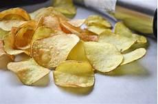 Kartoffelchips Selber Machen - selbstgemachte chips rezept kochen rezepte chips