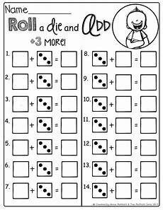 roll and add 3 more tons of interactive math sheets to help make learning math facts fun