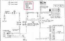 94 nissan truck stereo wiring 1994 nissan system wiring diagram free pdf manual