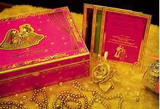 Wedding Invitation From India
