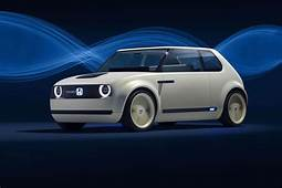 The Honda Urban EV Concept Is Cool Electric City Car