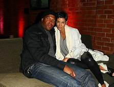 Michael Strahan And Nicole Murphy Attend STIKS Celebrity