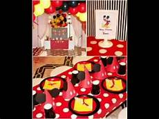 Mickey Mouse Decorations by Decoration Ideas Mickey Mouse Decorations